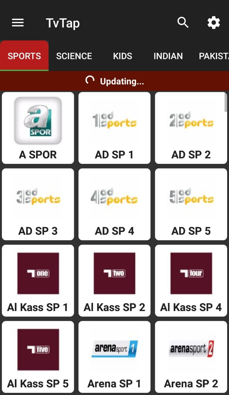 TVTAP LATEST GUIDES