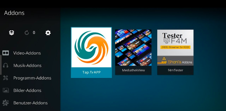 Tv Tap App Download on Kodi