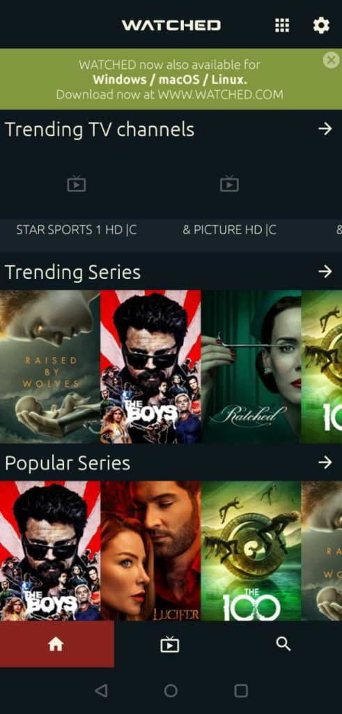 latest movies watched MOD APK
